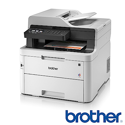 Brother MFC-L3750CDW 雙面彩色無線雷射複合機