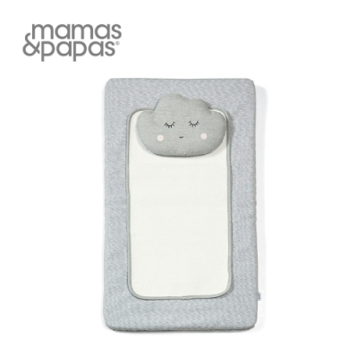 Mamas&Papas 尿布墊-香蕉雲(灰)