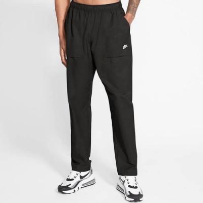 Nike NSW CE WVN PANT PLAYERS 男運動長褲 黑-CZ9928010