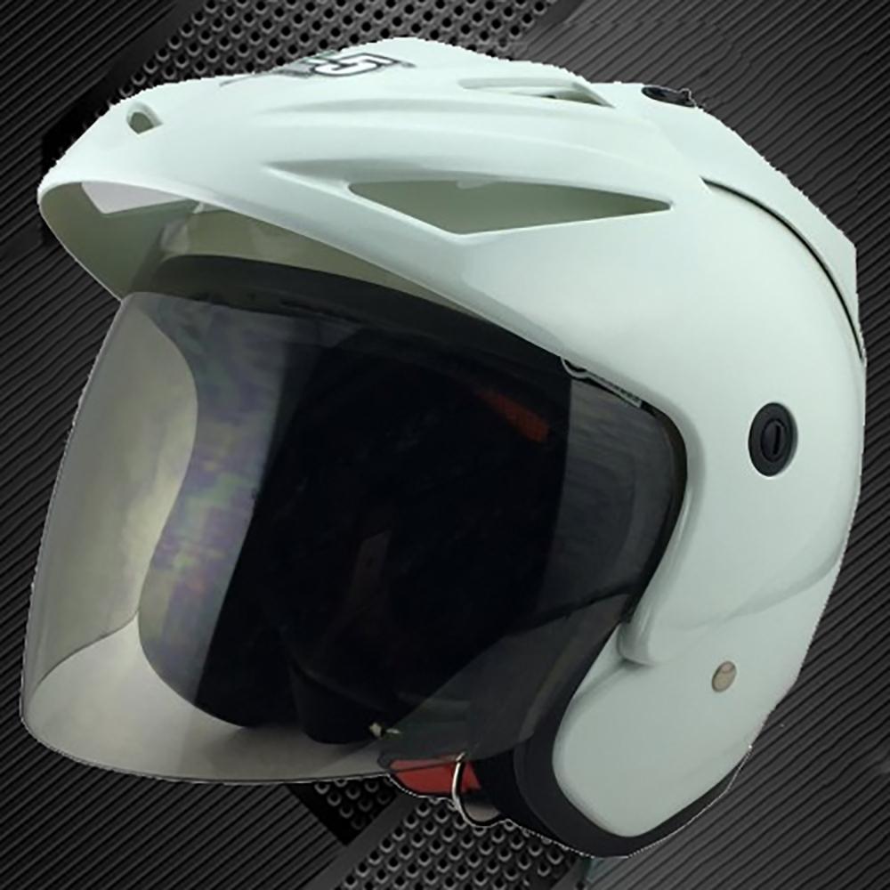 【GP-5】A202 素色 3/4罩(安全帽│機車│內襯│鏡片│半罩│全可拆│開放式安全帽│GOGORO)