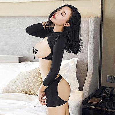 角色扮演-性感OL女囚臀-EM衣柔魅姬