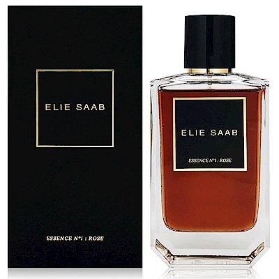 ELIE SAAB N°1玫瑰馬卡龍精粹100ml (法國進口)