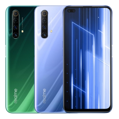 realme X50 5G (8G/128G) 6.57吋AI 四鏡頭智慧手機(高階版)