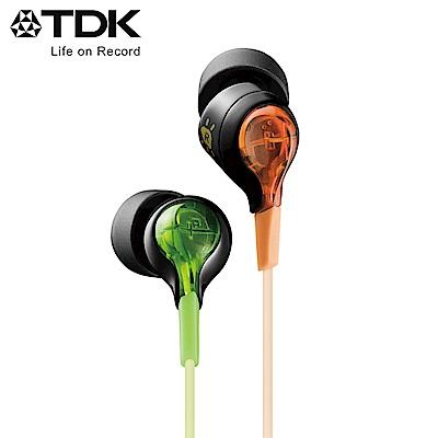TDK 炫彩發光科技感入耳式耳機 CLEF-BEAM