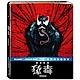 猛毒  雙碟鐵盒版  Venom BD+Bonus   藍光  BD product thumbnail 1