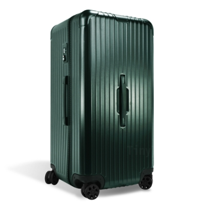 Rimowa Essential Trunk Plus 32吋 行李箱 湖綠色(深)