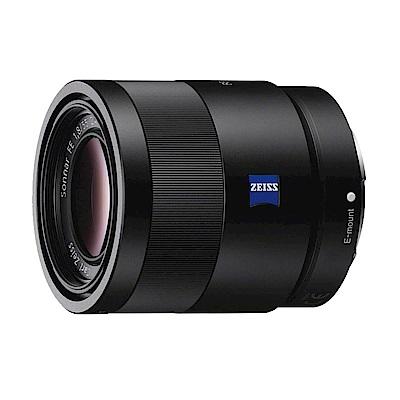 SONY Sonnar T* FE 55mm F1.8 ZA 全片幅標準定焦鏡頭*(平輸)