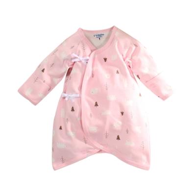 台灣製厚款嬰兒純棉護手蝴蝶衣 a70298 魔法Baby