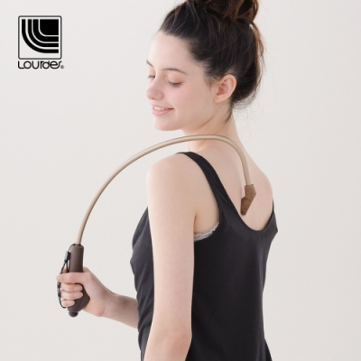 Lourdes新款軟木塞肩頸按摩器(