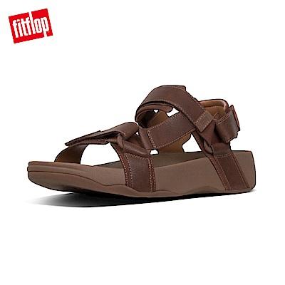 FitFlop RYKER-棕色