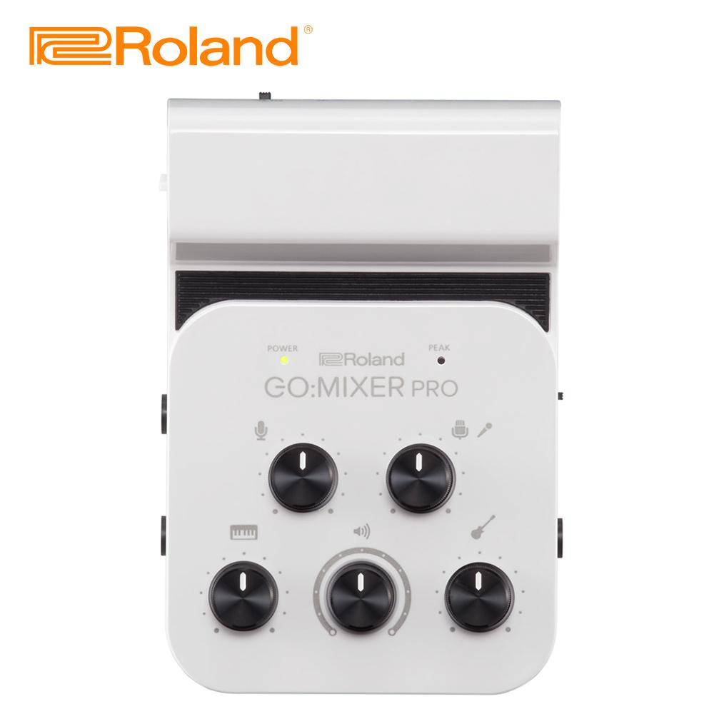 ROLAND GO MIXER PRO 智慧型行動裝置專用音訊混音器