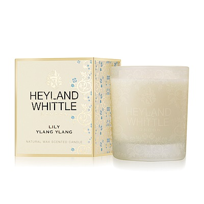 H&W 英倫薇朵 百合依蘭香氛燭230g