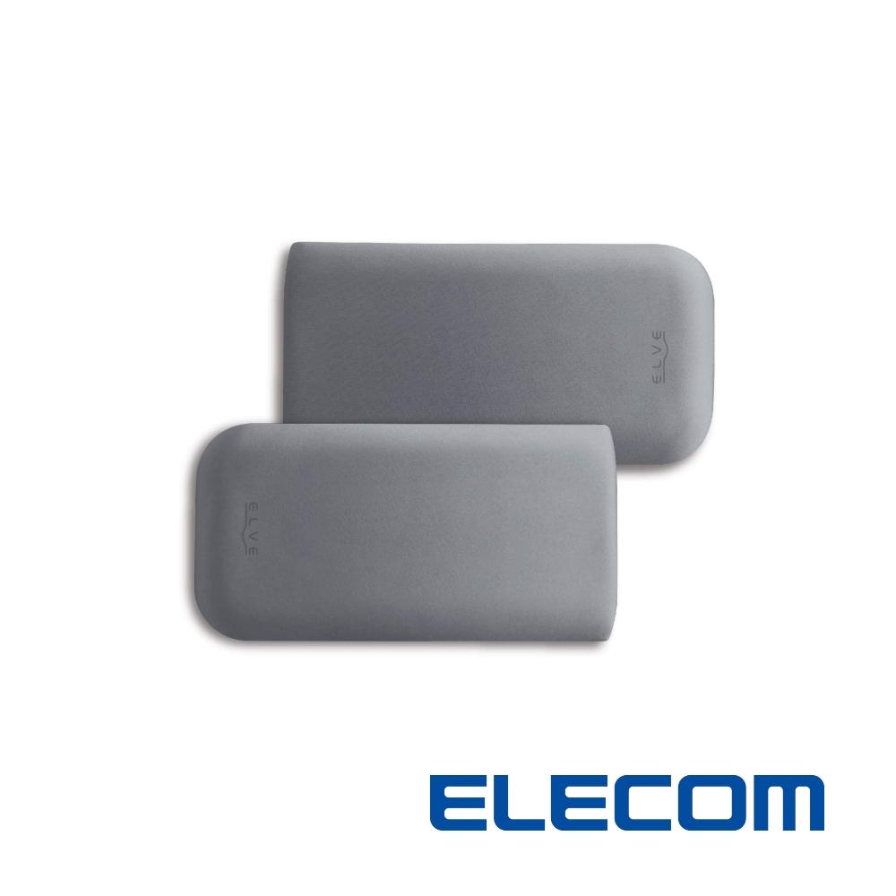 ELECOM ELVE 手肘記憶舒壓墊(肘部支撐)-方型灰