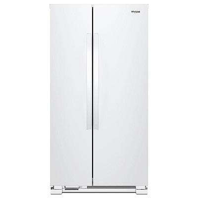 Whirlpool惠而浦 740L 定頻對開2門電冰箱 WRS315SNHW (含基本安裝)