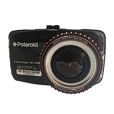 Polaroid寶麗萊 E300 超廣角160度行車記錄器