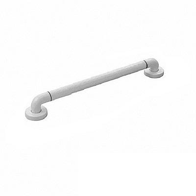 2404  60cm ABS 牙白 防滑 一字型安全扶手/ 浴室扶手