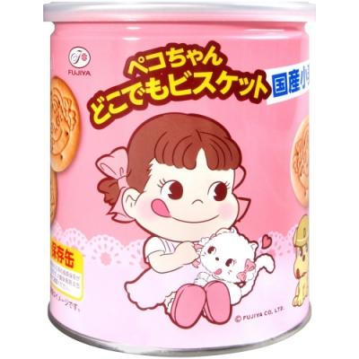 不二家 Peko娃娃餅乾[保存罐](100g)