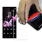 Bodong For Galaxy Note 9 UV膠透明滿版鋼化玻璃 (贈UV燈)
