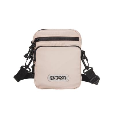 【OUTDOOR】直式側背包-粉紅 OD191114PKN