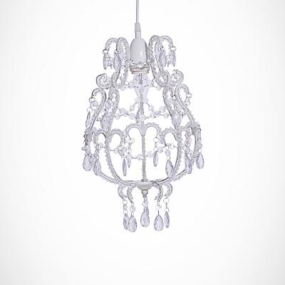 bnatural 花蕊優雅透明壓克力珠吊燈 BNL00039