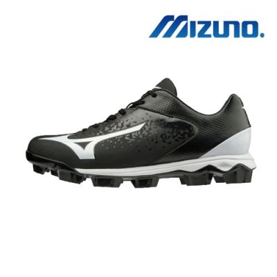 Mizuno 美津濃 WAVE SELECT NINE 男女棒壘球鞋 寬楦