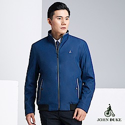JOHN DUKE 率性立領防風夾克_寶藍(63-8K5862)