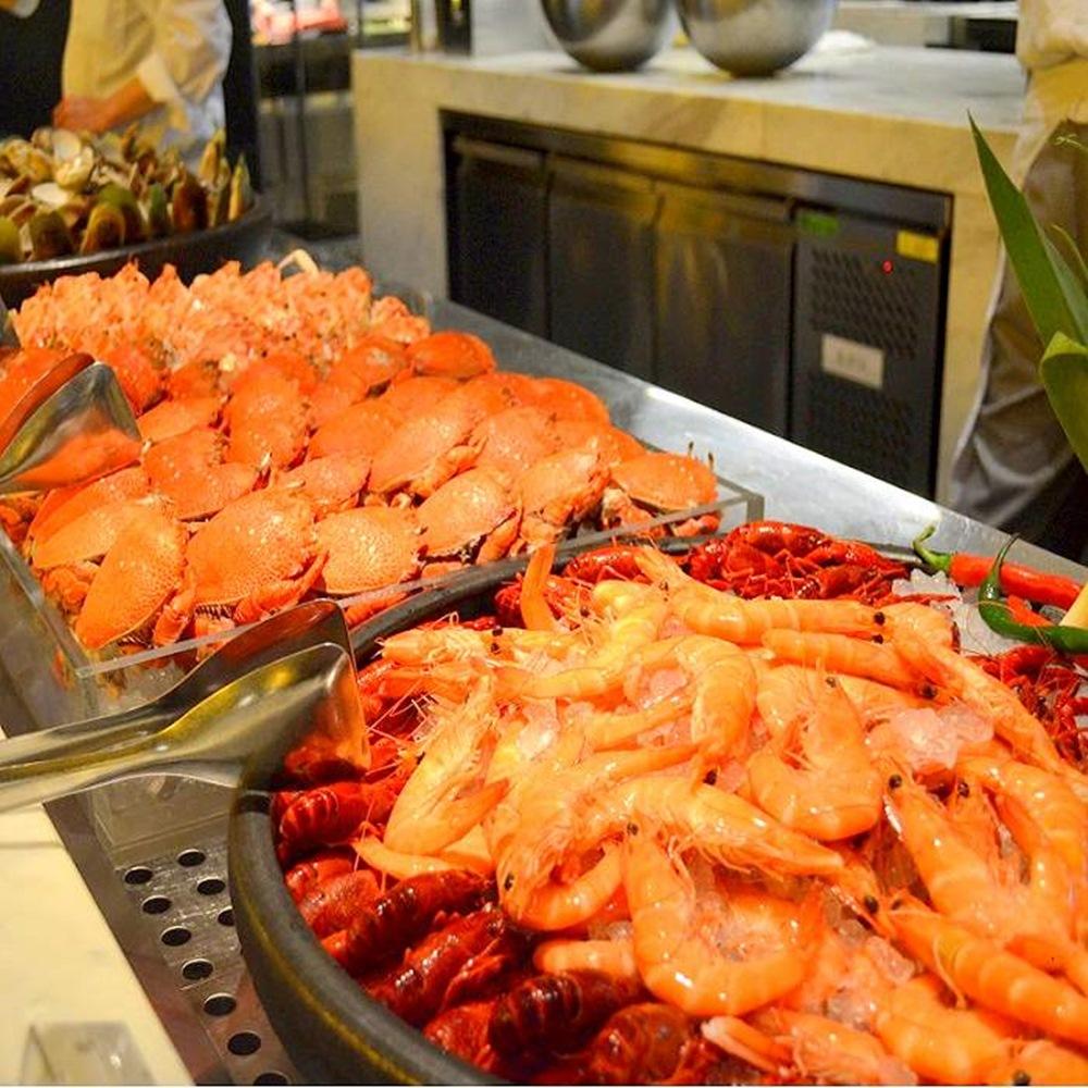 台北寒舍艾美酒店 探索廚房平日自助午晚餐券