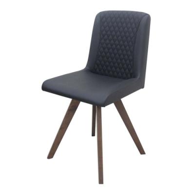 Boden-薇奇實木餐椅/單椅(四入組合)-44x50x81cm