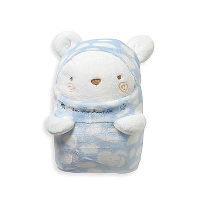 les enphants 小熊造型蓋毯