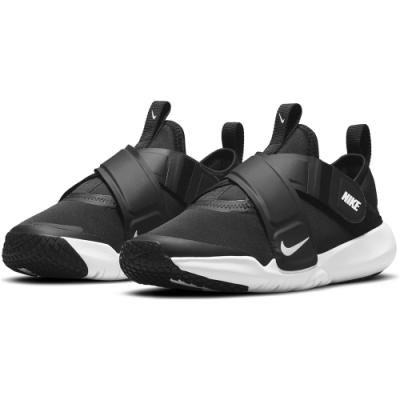 NIKE 慢跑鞋 運動鞋 訓練 中童 童鞋 兒童 黑 CZ0186-002 FLEX ADVANCE PS