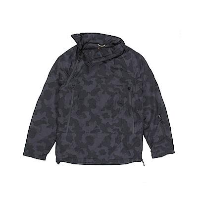 Timberland 男款黑色迷彩SLS保暖套衫 | A1LA6B58