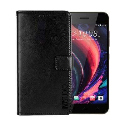 IN7 瘋馬紋 HTC Desire 10 Pro (5.5吋) 錢包式 磁扣側掀PU皮套 手機皮套保護殼