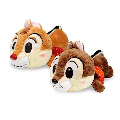 【SEGA】日版 景品 Disney迪士尼 奇奇與蒂蒂 趴姿絨毛娃娃 55CM