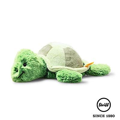 STEIFF德國金耳釦泰迪熊 小烏龜 Tuggy Tortoise(動物王國)