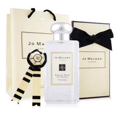 Jo Malone 香水100ml多款香味任款加贈品牌提袋及掛飾