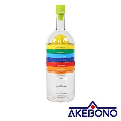 AKEBONO 精彩廚房料理工具8件組