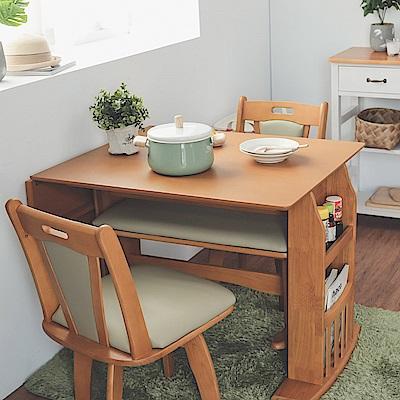 完美主義 餐桌/桌面可折疊/加長/桌子(2色)