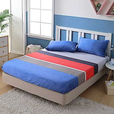 岱思夢 單人100%天絲床包枕套二件組 聖多斯