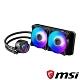 MSI微星 MAG Core Liquid 240R 水冷風扇 product thumbnail 1