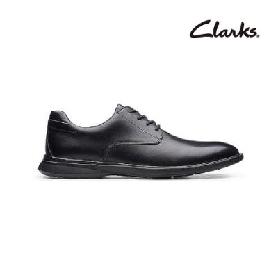Clarks   工藝世家  Un Lipari Park   男皮鞋  黑色  CLM49673SD20