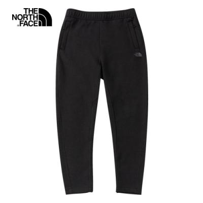 The North Face北面男款黑色舒適運動休閒褲|4UC9JK3