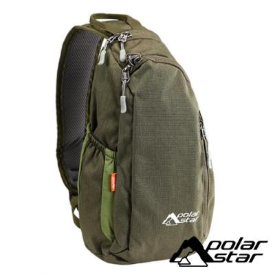 【PolarStar】斜肩休閒背包『軍綠』P18729