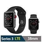 Apple Watch S3 38mm 鋁金屬錶殼搭運動型錶帶(LTE版)