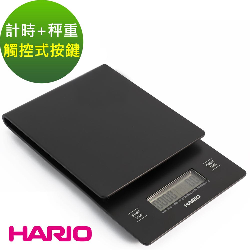【日本 HARIO】手沖咖啡計時電子秤(VST-2000B)