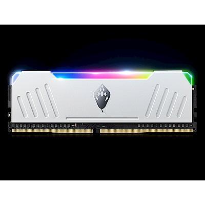 ANACOMDA巨蟒 ET 東方沙蟒DDR4 3200 8GB*2 桌上型記憶體-白