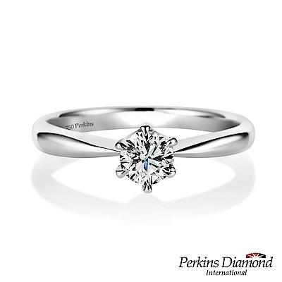 PERKINS 伯金仕-GIA 經典系列 E/VVS2 30分鑽石戒指