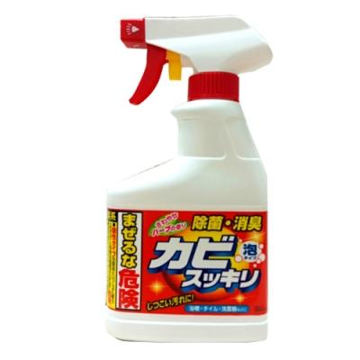 日本 火箭石鹼除霉清潔劑(400ml)