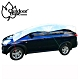 【Outdoorbase】車用抗UV冰涼墊.多層防曬隔熱墊 內附收納袋-21645 product thumbnail 2