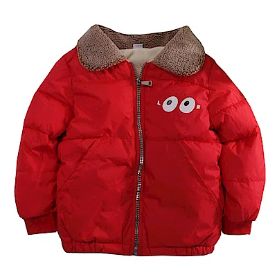 LOOK厚鋪棉夾克外套 k60802 魔法Baby