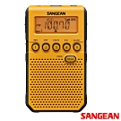 SANGEAN 二波段 數位式收音機 DT800